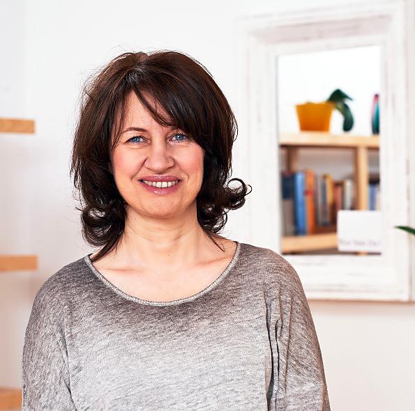 Sabine Jacob, Hypnotherapeutin, Nürnberg